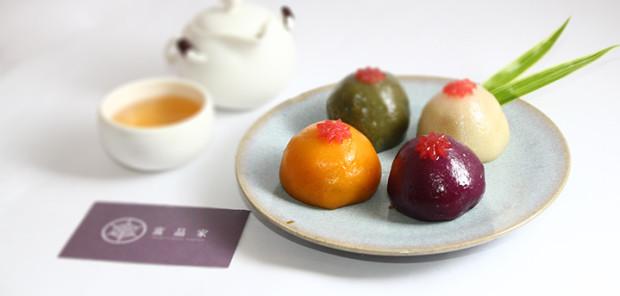 中式新茶點