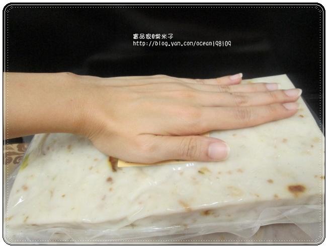 部落客 _棠米子_蘿蔔芋頭糕_08